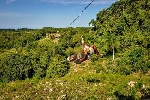Dominican-Republic-Sosua-Monkey-Jungle-Zip-Line-in-the-jungle-4984 COVER