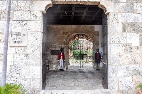 Dominican rep-Santo-Domingo-Ciudad-Colonial-Museo-de-las-Casas-Reales-298 COVER
