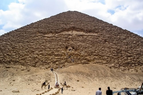 Egypt-Saqqara-,-Abusir-and-Dahshur-(2007)-Red-Pyramid-20869 COVER