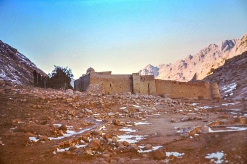 Egypt-Sharm-El-Sheikh-(2000)-Saint-Catherine-Monastery-12708 COVER