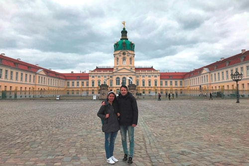Germany 2009, 2019-Berlin 2019-04-Tourism-Charlottenburg Palace-40 COVER