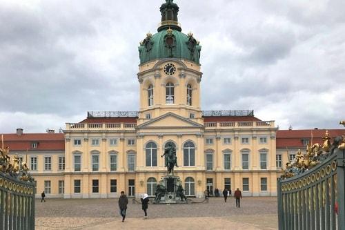 Germany 2009, 2019-Berlin 2019-04-Tourism-Charlottenburg Palace-41 COVER