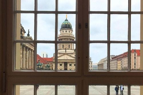 Germany 2009, 2019-Berlin 2019-04-Tourism-Gendarmenmarkt-32 COVER