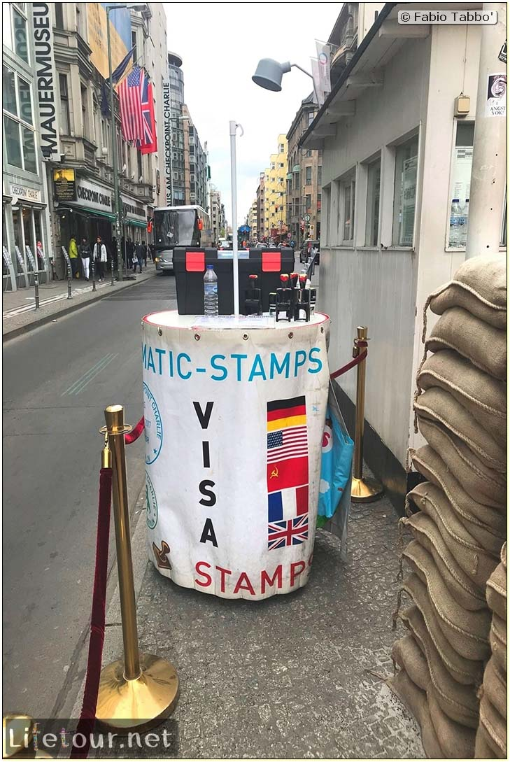 Germany-Tourism-Checkpoint Charlie-37 COVER