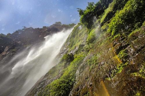 Ghana -Volta Region-Wli falls-976 COVER