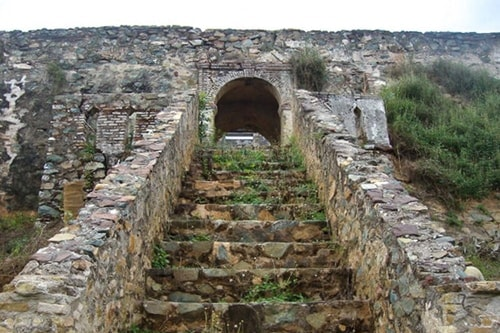 Ghana -Western region-Butre-Fort Batenstein-1145 COVER