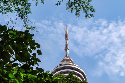 Malaysia -Kuala Lumpur-Kuala Lumpur Tower-20691 COVER