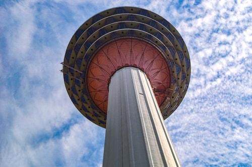 Malaysia -Kuala Lumpur-Kuala Lumpur Tower-20697 COVER