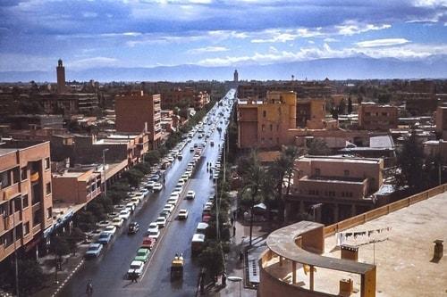 Maroc -Marrakech-16827 COVER