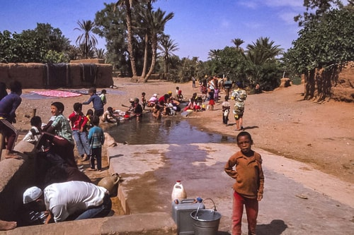 Maroc -Tinejdad-Oasis-17089 COVER
