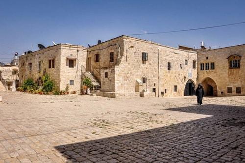 Israel-Jerusalem-Old-City-Armenian-quarter-Couvent-St.-Jacques-363 COVER