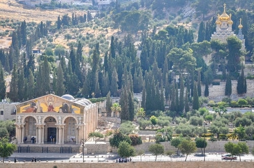 Israel-Jerusalem-Tourism-Mount-of-Olives-Church-of-All-Nations-721 COVER
