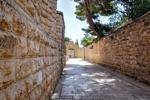 Israel-Jerusalem-Tourism-Old-City-Armenian-quarter-Dormition-Abbey-11482 COVER