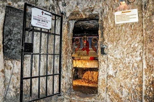 Israel-Jerusalem-Tourism-Old-City-Christian-quarter-Prison-of-Christ-3232 COVER