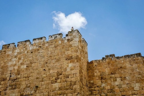 Israel-Jerusalem-Tourism-Old-City-City-Walls-of-Jerusalem-By-day-6946 COVER
