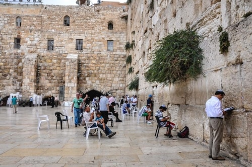 Israel-Jerusalem-Tourism-Old-City-Jewish-Quarter-Wailing-Wall-1929 COVER
