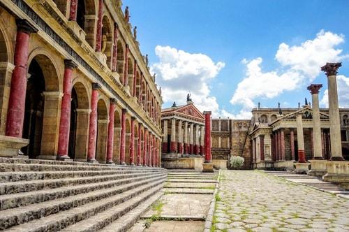 Italy-Lazio-Rome-Cinecitta'-Set-2-Ancient-Rome-700 COVER