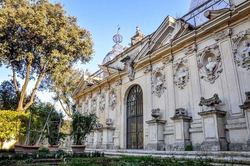 Italy-Lazio-Rome-Villa-Borghese-park-Uccelliera-4303 COVER