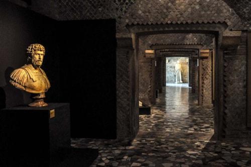 Italy -Lazio-Tivoli-Villa Adriana-Museum-12498 COVER