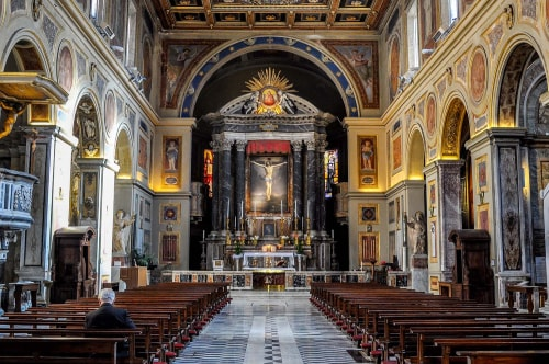 Italy-Rome-Centro-Storico-Chiesa-San-Lorenzo-in-Lucina-438 COVER