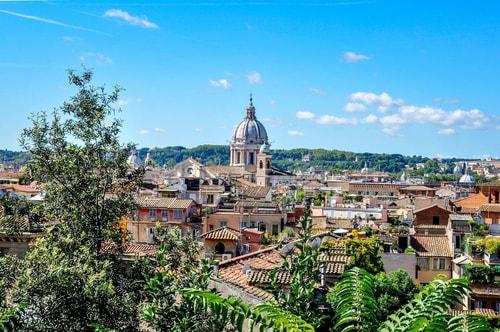 Italy-Rome-Centro-Storico-Giardini-del-Pinciano-Villa-Medici-899 COVER