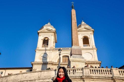 Italy-Rome-Centro-Storico-Piazza-di-Spagna-Trinita'-dei-monti-1071 COVER
