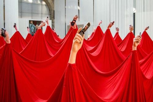 Italy -Veneto-Venice-Biennale Exposition 2013-Arsenale Art Expos-14586 COVER