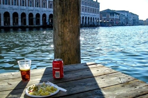 Italy -Veneto-Venice-Cannaregio-Al Remer restaurant-14644 COVER