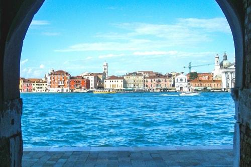 Italy -Veneto-Venice-Giudecca-Other pictures Giudecca-14416 COVER