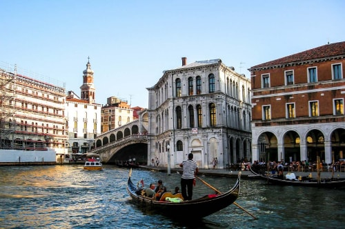 Italy -Veneto-Venice-Lido-Ferry (traghetto linea 1)-14720 COVER
