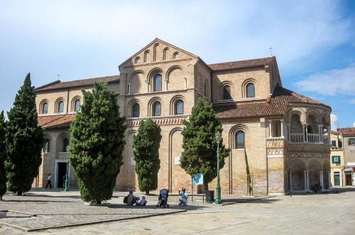 Italy -Veneto-Venice-Murano-Chiesa dei Santi Maria e Donato-14345 COVER