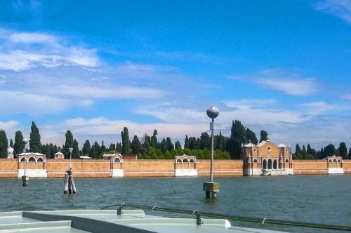 Italy -Veneto-Venice-Murano-Isola San Michele-14323 COVER