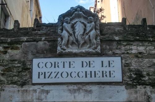 Italy -Veneto-Venice-San Marco-Corte de le Pizzocchere-14307 COVER