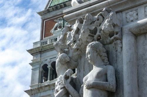 Italy -Veneto-Venice-San Marco-Piazza San Marco-Torre dell'Orologio-14288 COVER
