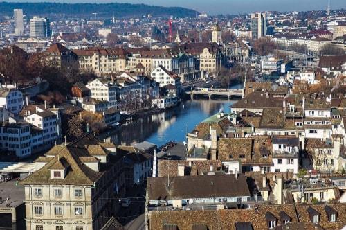 Switzerland -Zurich-20420 COVER