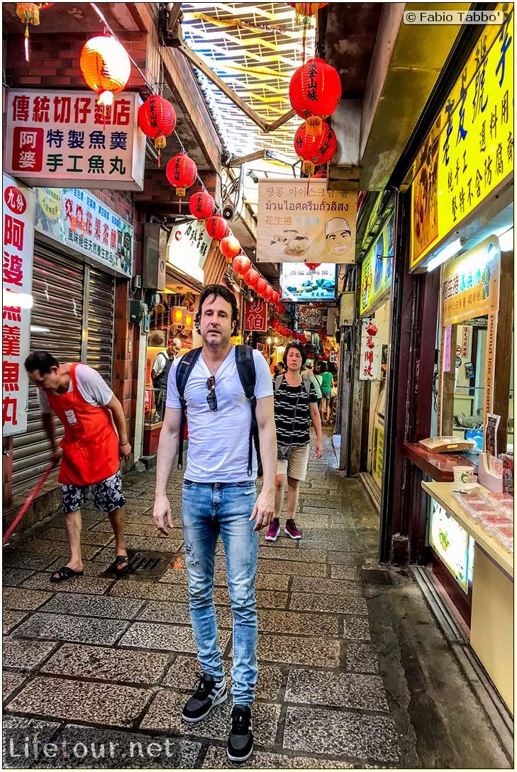 Taiwan 2018-Jiufen-Jiufen Old Street-104