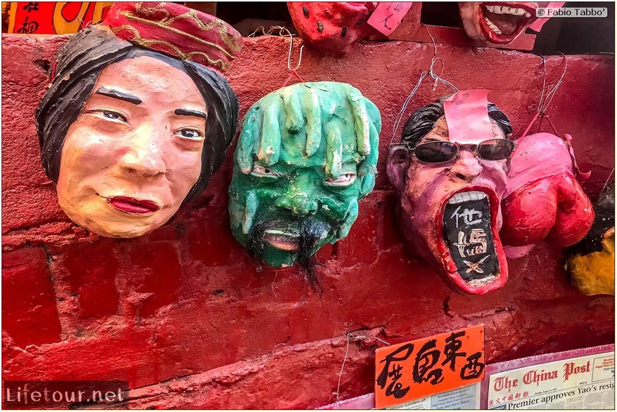 Taiwan 2018-Jiufen-Jiufen Old Street-113