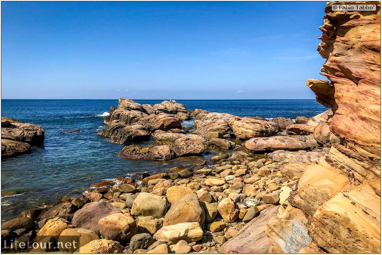 Taiwan 2018-Jiufen-Nanya Rock Formations-97