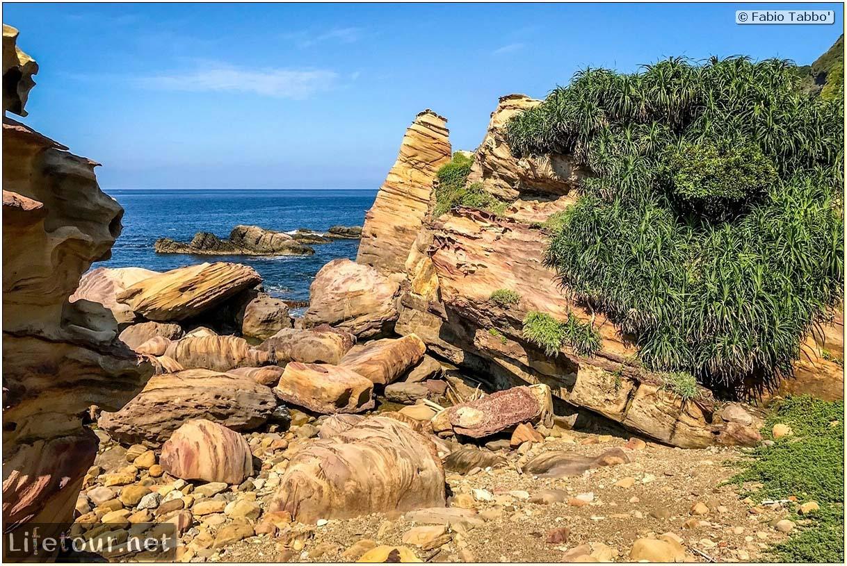 Taiwan 2018-Jiufen-Nanya Rock Formations-99