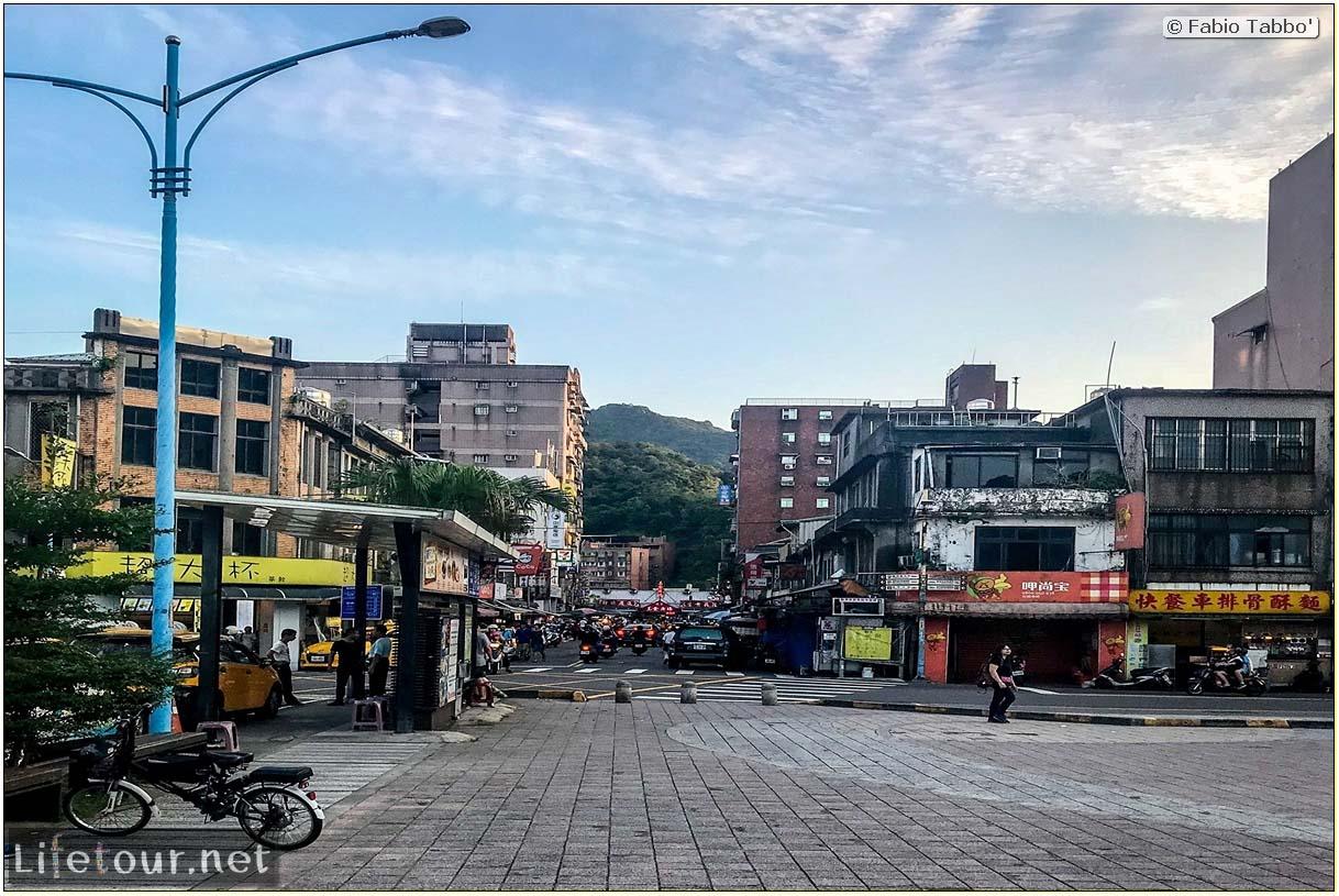 Taiwan 2018-Jiufen-Ruifang Train Station-87