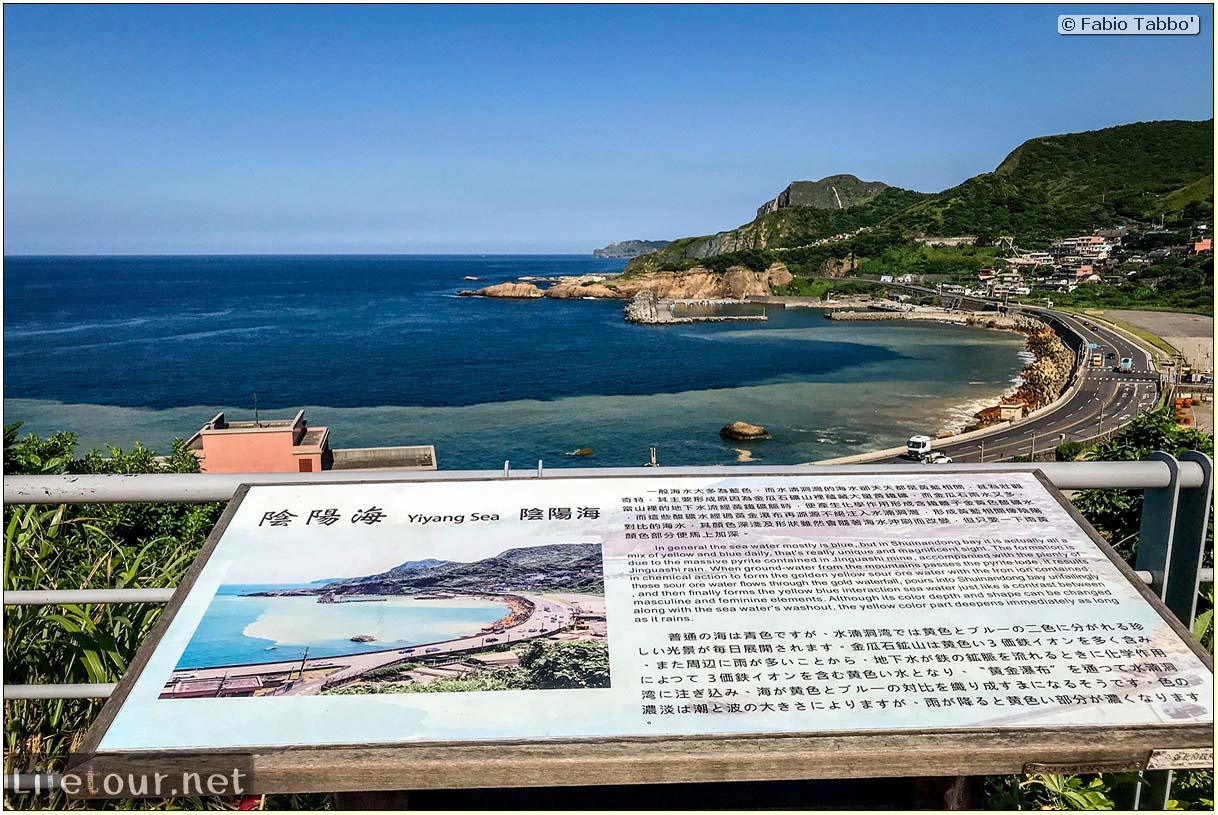 Taiwan 2018-Jiufen-YinYang Sea-85