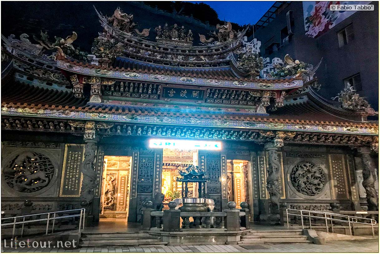 Taiwan 2018-New Taipei City-Guandu Temple-71