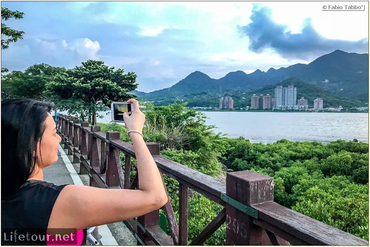 Taiwan 2018-New Taipei City-Hongshulin Mangrove Ecowalk-57