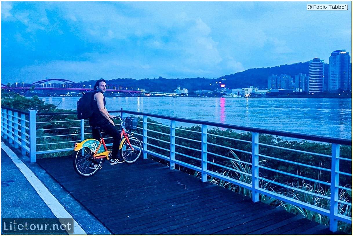Taiwan 2018-New Taipei City-Hongshulin Mangrove Ecowalk-60