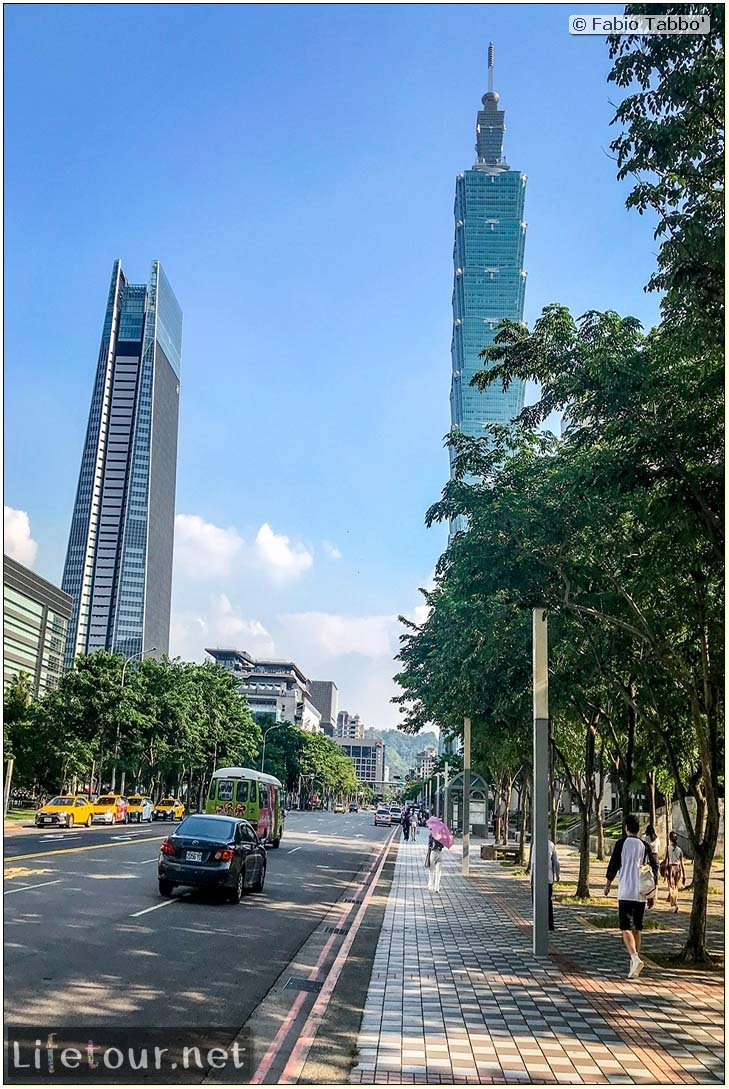 Taiwan 2018-Taipei-101 Tower-9