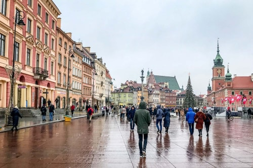 Poland 2019 01-02-Warsaw 2019 01-02-Old Town-75 COVER