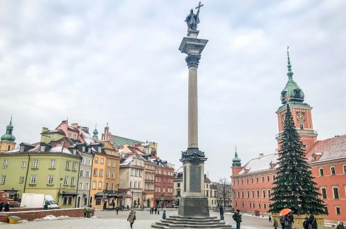 Poland 2019 01-02-Warsaw 2019 01-02-Old Town-76 COVER