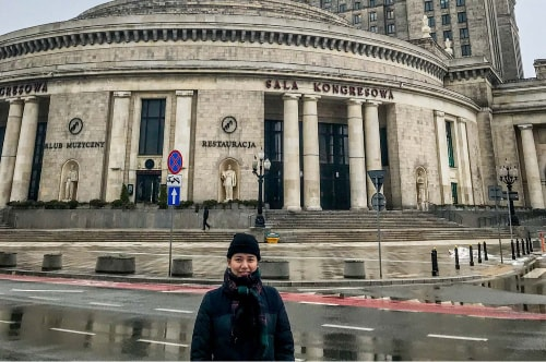 Poland 2019 01-02-Warsaw 2019 01-02-Palace of Culture and Science-61 COVER