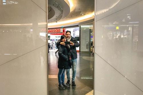 Poland 2019 01-02-Warsaw 2019 01-02-Zlote Tarasy shopping mall-59 COVER