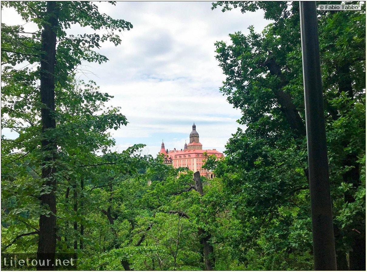 Poland 2019-2020 - Wroclaw 2019 03- - Ksiaz Castle - 1